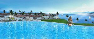 Bể bơi FLC Hạ Long