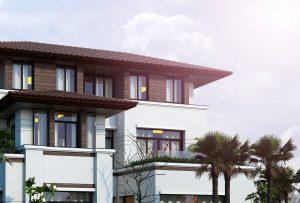 Biệt thự thiết kế Địa Trung Hải FLC Villa Hạ Long