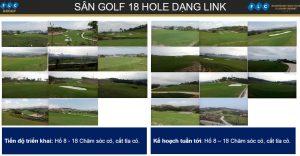 Tiến độ sân golf FLC Hạ Long