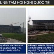 Tiến độ trung tâm hội nghị FLC Hạ Long
