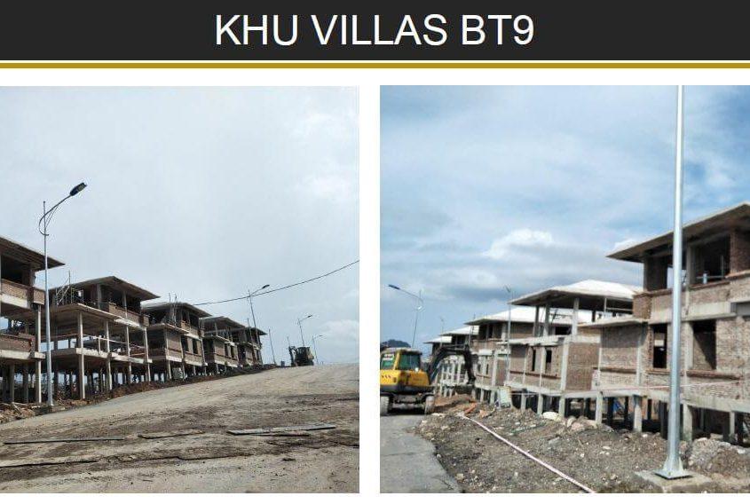 Khu Villas BT9