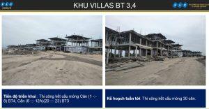 Khu villas BT3, 4 ngày 06/11